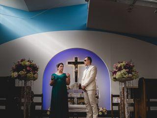 El matrimonio de Leidy y Juan Guillermo 1