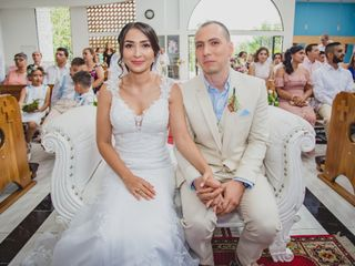 El matrimonio de Leidy y Juan Guillermo 2