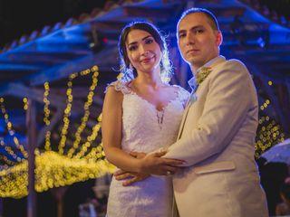 El matrimonio de Leidy y Juan Guillermo