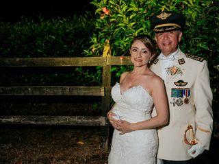 El matrimonio de Carolina y Antonio