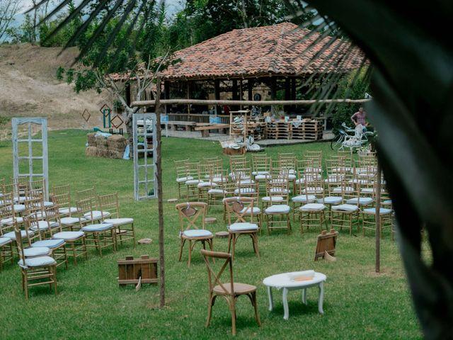El matrimonio de Antonio y Carolina en La Tebaida, Quindío 2