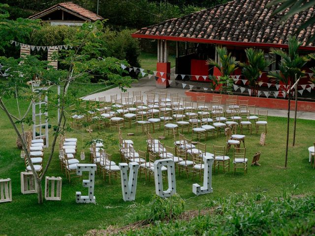 El matrimonio de Antonio y Carolina en La Tebaida, Quindío 8