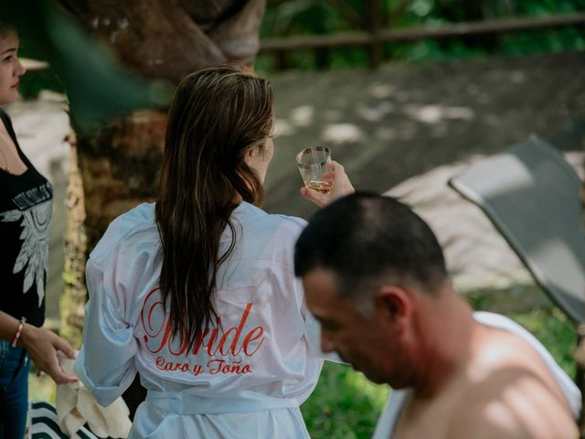 El matrimonio de Antonio y Carolina en La Tebaida, Quindío 9