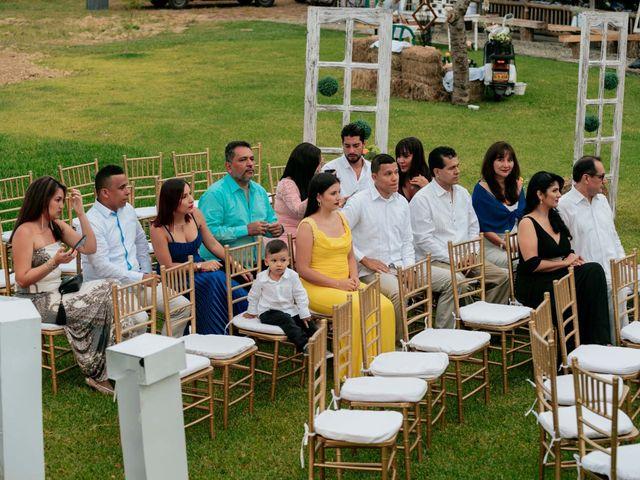 El matrimonio de Antonio y Carolina en La Tebaida, Quindío 33