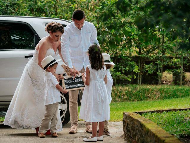 El matrimonio de Antonio y Carolina en La Tebaida, Quindío 38