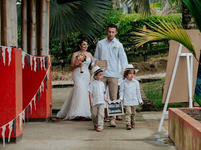 El matrimonio de Antonio y Carolina en La Tebaida, Quindío 39