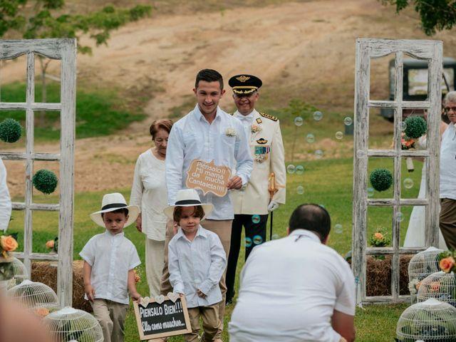 El matrimonio de Antonio y Carolina en La Tebaida, Quindío 41