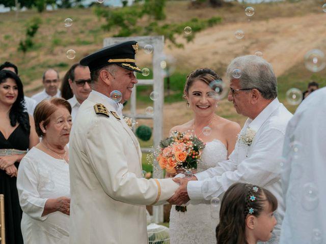 El matrimonio de Antonio y Carolina en La Tebaida, Quindío 44