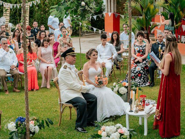 El matrimonio de Antonio y Carolina en La Tebaida, Quindío 45