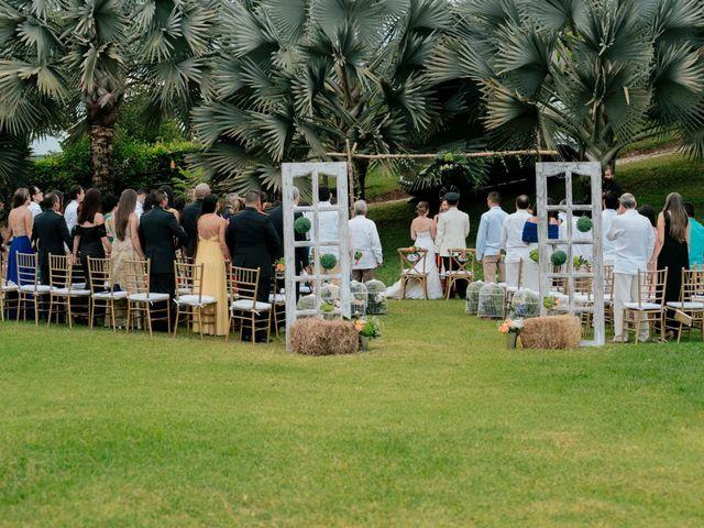 El matrimonio de Antonio y Carolina en La Tebaida, Quindío 48