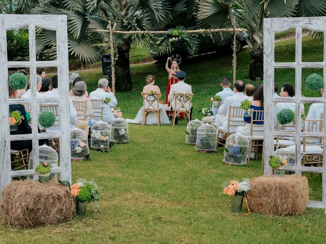 El matrimonio de Antonio y Carolina en La Tebaida, Quindío 49