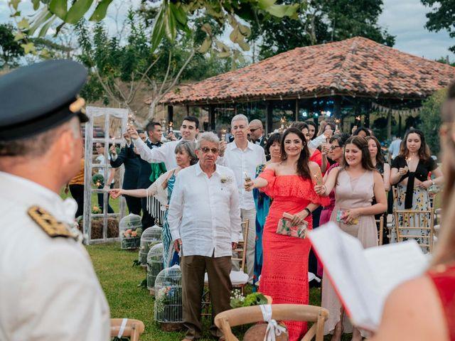El matrimonio de Antonio y Carolina en La Tebaida, Quindío 50