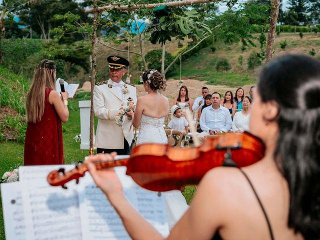El matrimonio de Antonio y Carolina en La Tebaida, Quindío 51