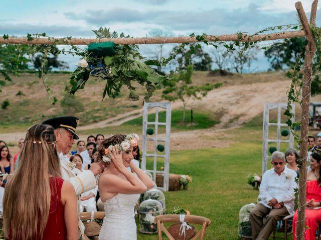 El matrimonio de Antonio y Carolina en La Tebaida, Quindío 52