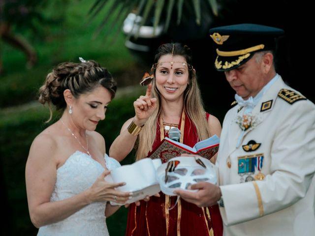 El matrimonio de Antonio y Carolina en La Tebaida, Quindío 58