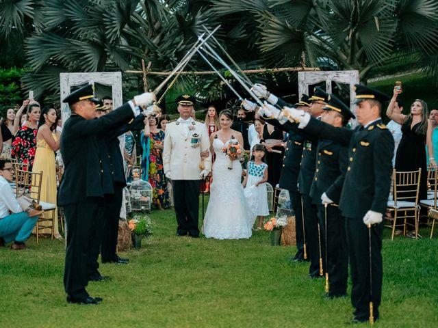 El matrimonio de Antonio y Carolina en La Tebaida, Quindío 61
