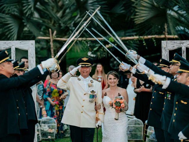 El matrimonio de Antonio y Carolina en La Tebaida, Quindío 62