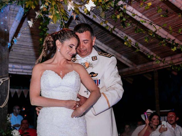El matrimonio de Antonio y Carolina en La Tebaida, Quindío 73