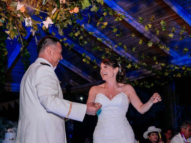 El matrimonio de Antonio y Carolina en La Tebaida, Quindío 74