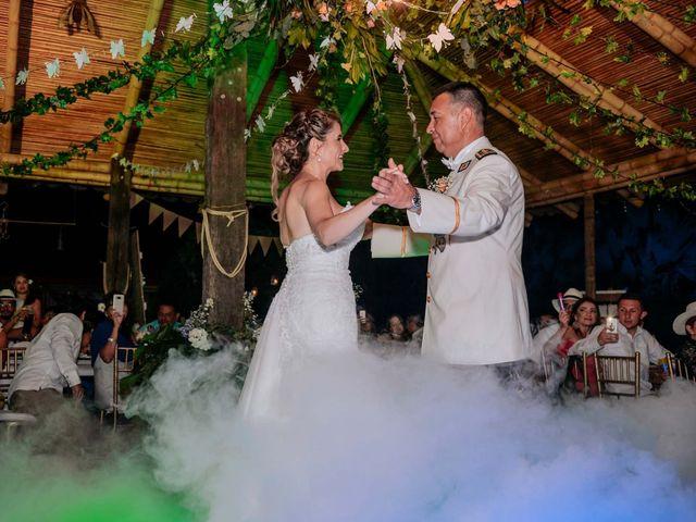 El matrimonio de Antonio y Carolina en La Tebaida, Quindío 75