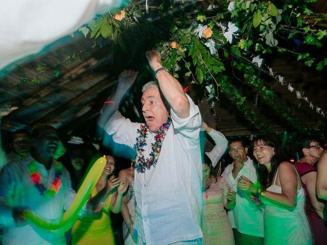 El matrimonio de Antonio y Carolina en La Tebaida, Quindío 78