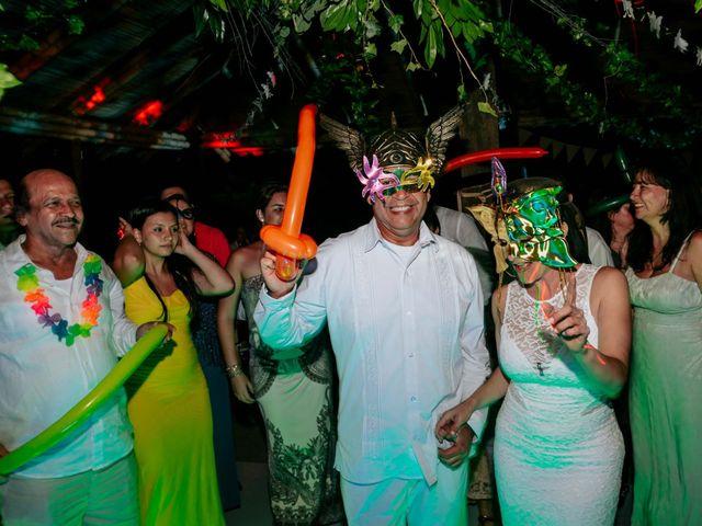 El matrimonio de Antonio y Carolina en La Tebaida, Quindío 80