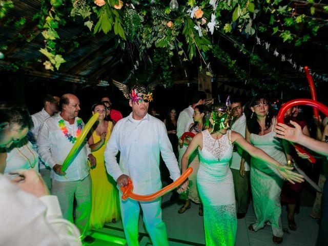 El matrimonio de Antonio y Carolina en La Tebaida, Quindío 81