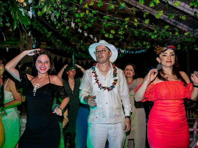 El matrimonio de Antonio y Carolina en La Tebaida, Quindío 85