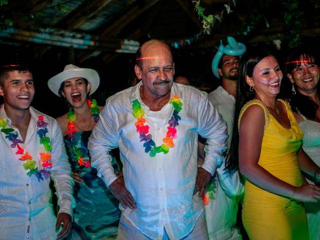 El matrimonio de Antonio y Carolina en La Tebaida, Quindío 86