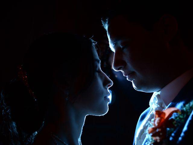 El matrimonio de Johana y Camilo