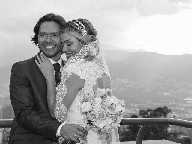 El matrimonio de Viviana y Mario
