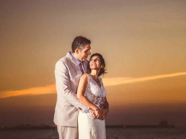 El matrimonio de July y Poncho