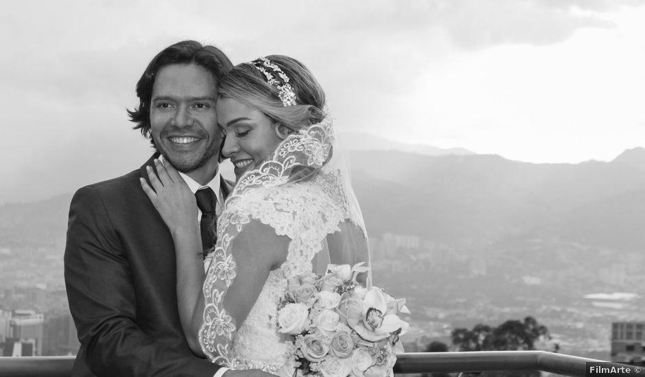 El matrimonio de Mario y Viviana en Medellín, Antioquia