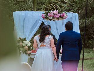 El matrimonio de Miguel y Katerine 3
