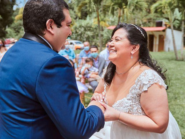 El matrimonio de Katerine y Miguel en Ibagué, Tolima 6