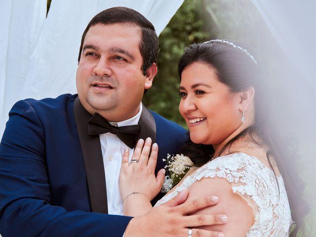 El matrimonio de Miguel y Katerine