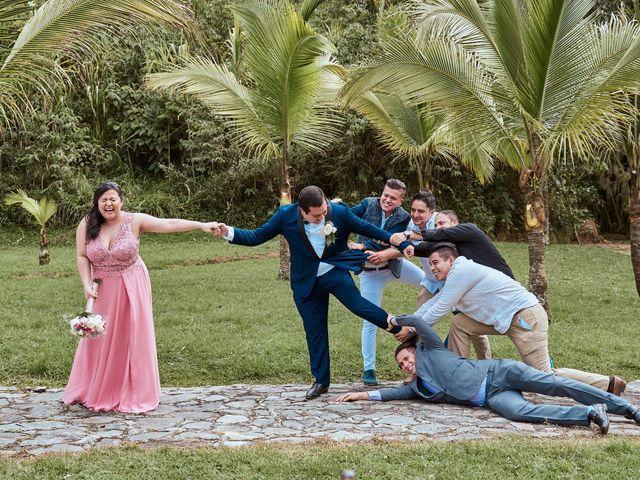 El matrimonio de Katerine y Miguel en Ibagué, Tolima 35