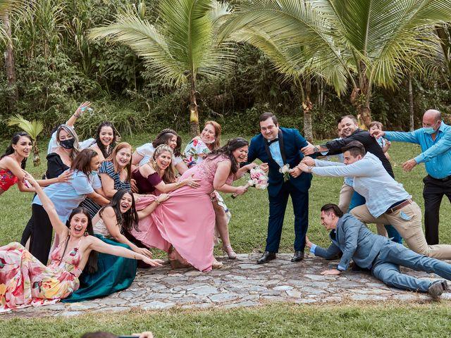 El matrimonio de Katerine y Miguel en Ibagué, Tolima 36