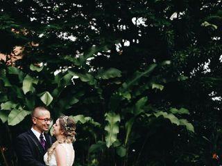 El matrimonio de Alexandra y Rafael 1
