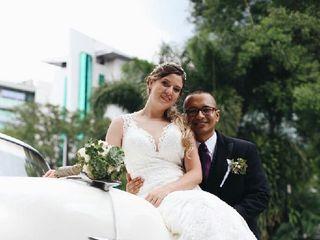 El matrimonio de Alexandra y Rafael 3