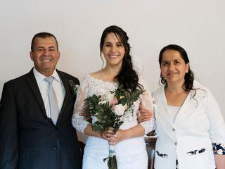 El matrimonio de Yuly y Elmer 3