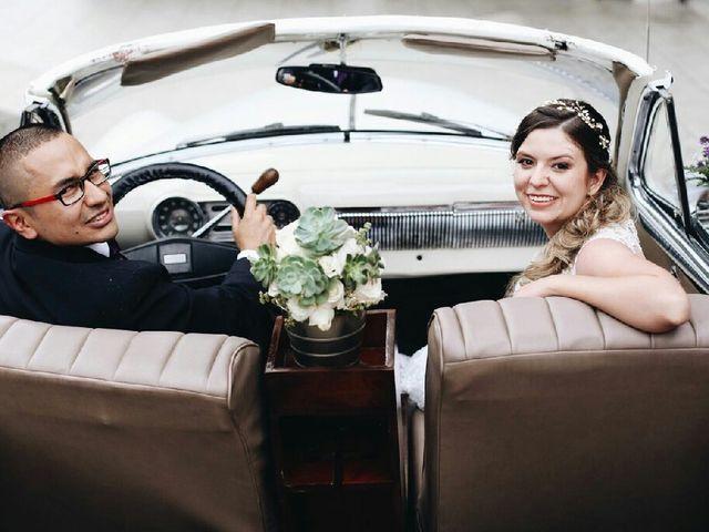 El matrimonio de Alexandra y Rafael