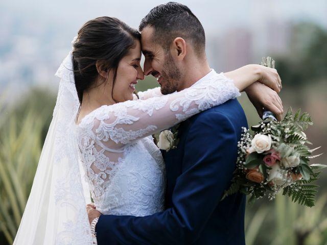 El matrimonio de Yuly y Elmer