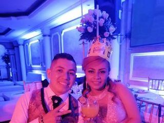 El matrimonio de Luisa  y Michaell  1