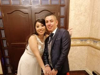 El matrimonio de Luisa  y Michaell  2