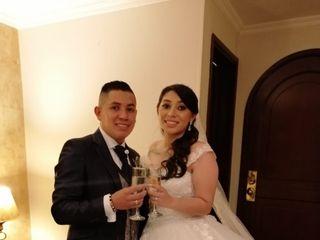 El matrimonio de Luisa  y Michaell  3