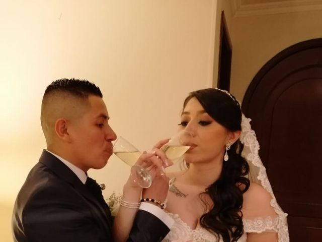 El matrimonio de Luisa  y Michaell