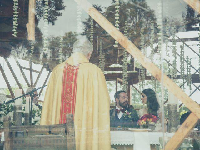 El matrimonio de Sebastián y Ana María en La Calera, Cundinamarca 19