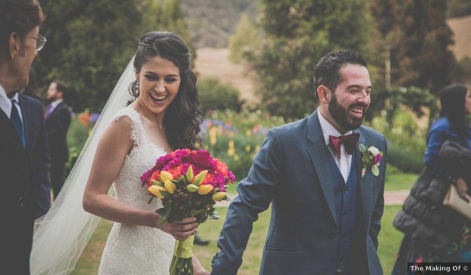 El matrimonio de Sebastián y Ana María en La Calera, Cundinamarca