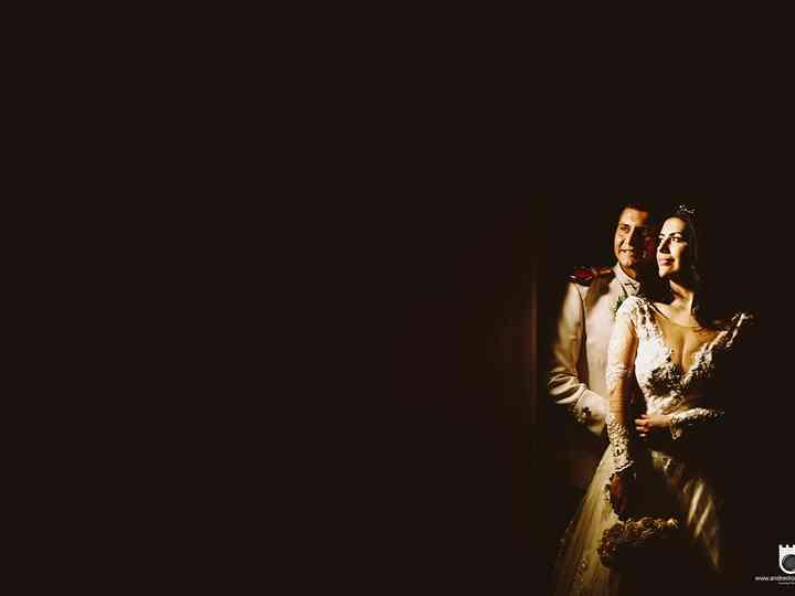 El matrimonio de Ángela y Edwin